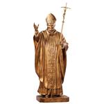 Pope J.P.II° Fiberglass Statue